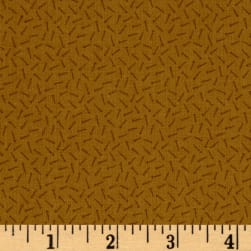 Andover Bijoux Arrow Carrot Cake Fabric