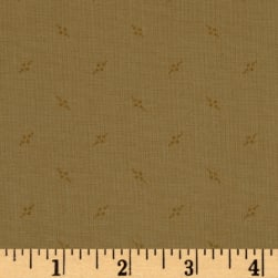 Andover Bijoux Pennant Sand Fabric