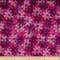 Andover/Makower Sundance Dotty Daisy Fabric