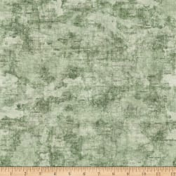 QT Fabrics Dan Morris Backcountry Map Sage Fabric