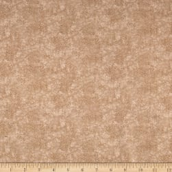 Frolicking Fields Parched Ground Blender Sand Fabric