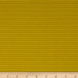 Andover Mariner Cloth Yarn Dyed  Woven Chartreuse Fabric
