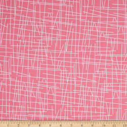 Uptown Pick-Up Sticks Flamingo Fabric