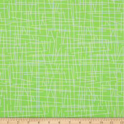 Uptown Pick-Up Sticks Granny Smith Fabric