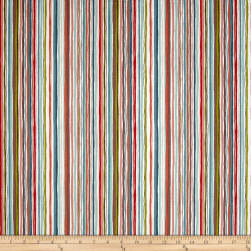 Andover/Makower UK Rex Wavy Stripe Multi Fabric