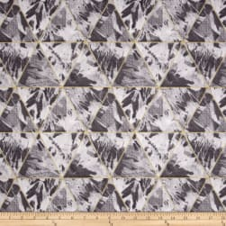 Andover When Sparks Fly Metallic Denim Dreams Falcon Fabric