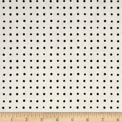 Andover Around Town Small Dots Snow Fabric
