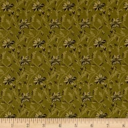 Andover Sequoia Buds and Vines Foothills Fabric
