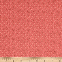 Andover Sequoia Tulips Pinkberry Fabric