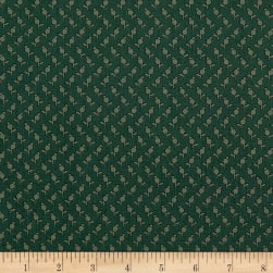 Andover Sequoia Tulips River Blue Fabric