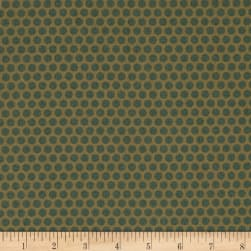 Andover Sequoia Berries Blue Spruce Fabric