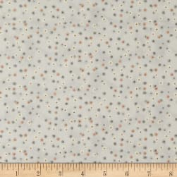 Andover/Makower Dream Blossom Silver Fabric