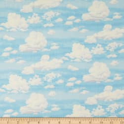 Andover/Makower UK Good Life Blue Sky Fabric