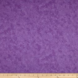 Andover/Makower Bloom Spraytime Blender Lavender Fabric
