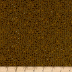 Andover Harvest Moon Jelly Beans Black/Orange Fabric