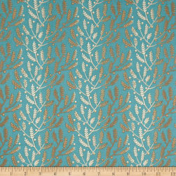 Andover Something Blue Lavender Cornflower Fabric