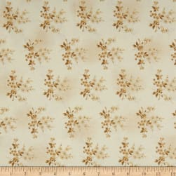 Andover Something Blue Fresh Berries Parchement Fabric