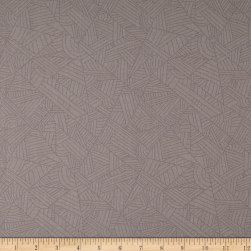 Andover Mosaic Lines Steel Fabric