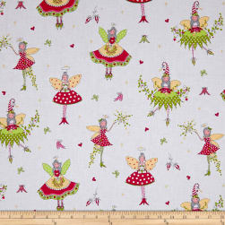Michael Miller Hollywood Pixies Cheer Fabric
