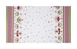 Michael Miller Hollywood Pixies Border Cheer Fabric