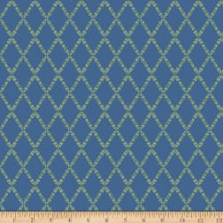 Harry Lattice Navy