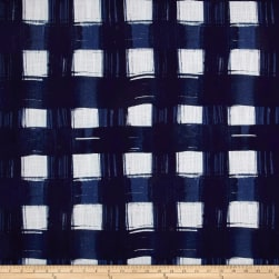 Lacefield Designs Global Market Buffy Exclusive Indigo Fabric