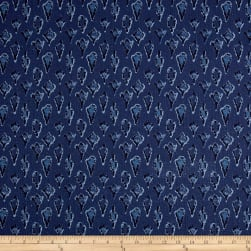 Lacefield Designs Global Market Ikat Dot Exclusive Indigo