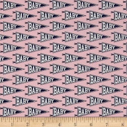 Baby Banner Pink