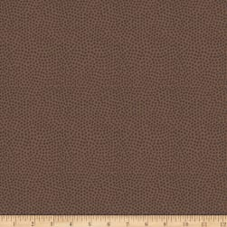 Varsity Ball Texture Brown