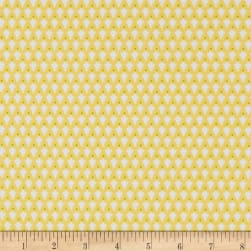 Riley Blake Jubilee Geo Yellow Fabric