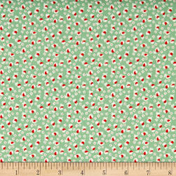 Lemonade Small Floral Green