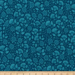 Kaufman Delphine Floral Breeze Fabric