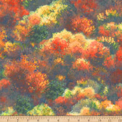 Kaufman Patriots Nature Tree Fabric