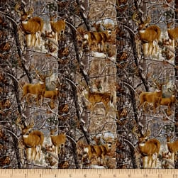 Realtree Back Country Deer Fabric
