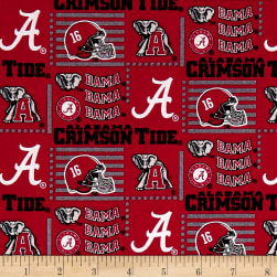 NCAA University Of Alabama Crimson Tide Patch Logos