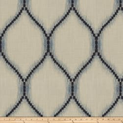 Fabricut Thonis Navy Fabric