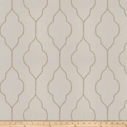 Trend 04259 Faux Silk Sesame Natural Fabric