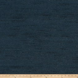 Trend 04385 Faux Silk Navy Fabric