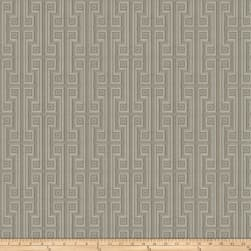 Trend 04398 Faux Silk Taupe Fabric