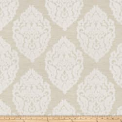 Trend 04448 Faux Silk Ivory Fabric