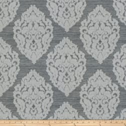 Trend 04448 Faux Silk Charcoal Fabric