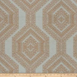 Trend 04453 Faux Silk Sky Fabric