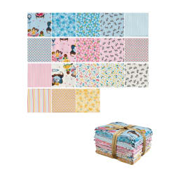 Penny Rose Petite Treat Fat Quarter Bundle 18