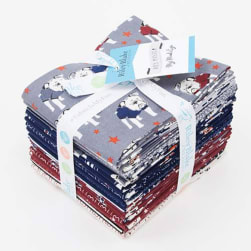 Mister Fat Quarter Bundle 21 Pcs