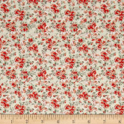 STOF France Mini Lydy Corail Fabric