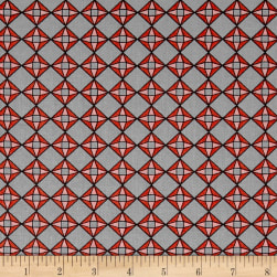 STOF France Mini Ebba Corail Fabric