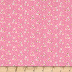 STOF France Mini Midinette Rose Fabric