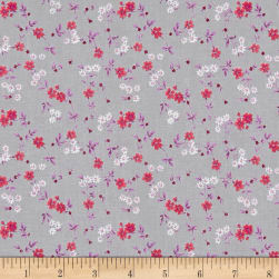 STOF France Mini Lette Mauve Fabric