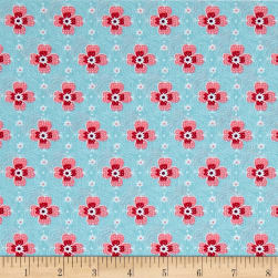 STOF France Enfant Cutty Blue Fabric