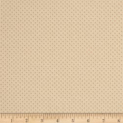 Classic Tone on Tone Floral Multi Tan/Tan Fabric